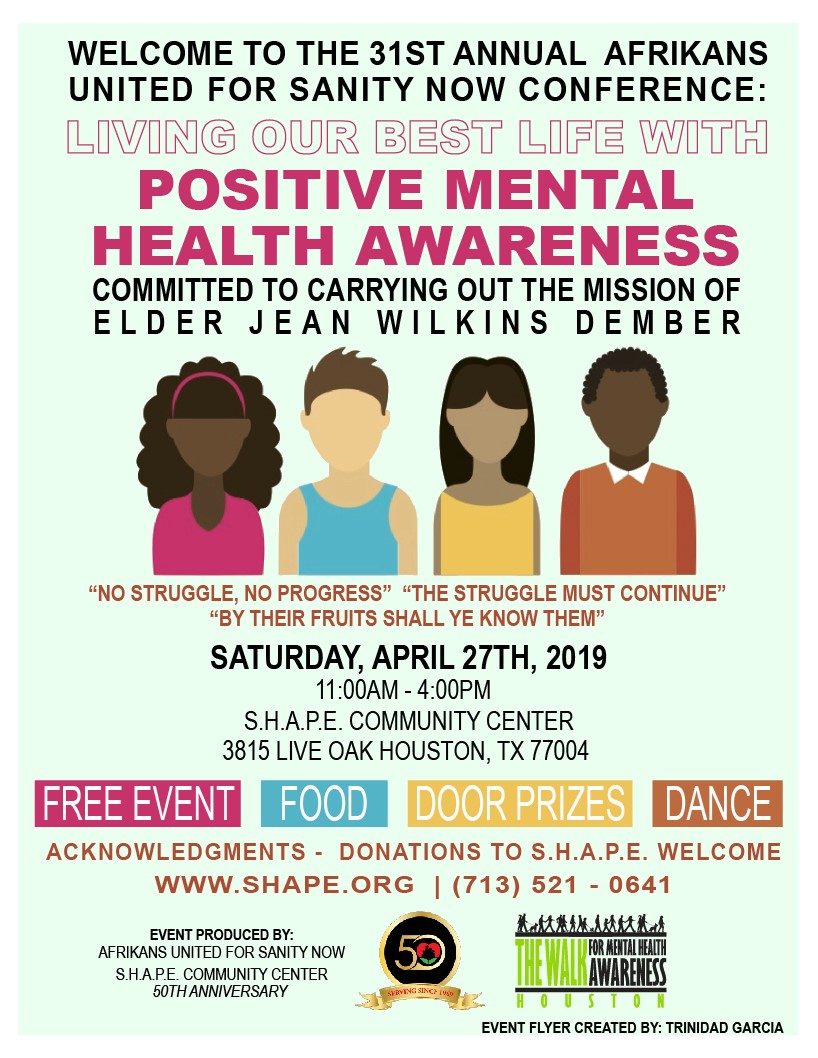 The Houston Walk » Living Our Best Life with Positive Mental